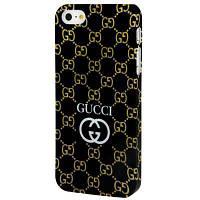 Пластиковый чехол Gucci для iPhone 5/5s/SE