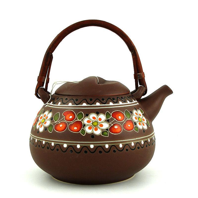 Чайник Вишенька
