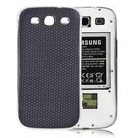 Карбоновая крышка для Samsung S3 / i9300