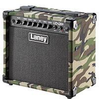Гитарный комбо с ревербератором Laney LX20R-CAMO evo2
