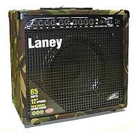 Гитарный комбо с ревером Laney LX65R-CAMO
