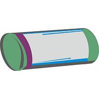 Мешки для мусора полиэтиленовые 35л ЧИСТОТА ТА БЛИСК (Зеленые)