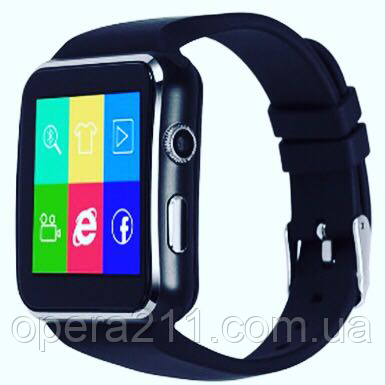 Smart часы X6