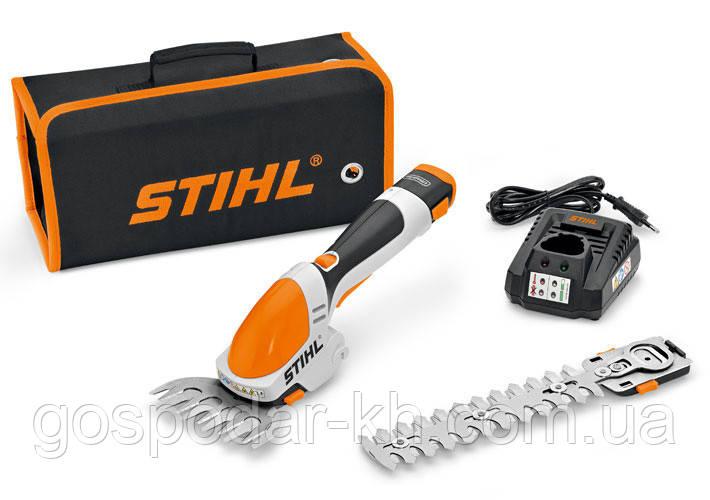 Аккумуляторные садовые ножницы Stihl HSА 25
