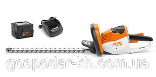 Аккумуляторные садовые ножницы Stihl HSA 56 (Set)