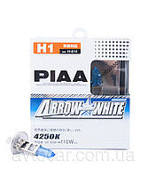 Автолампы PIAA Arrow Star White H1 ☀ 4250K комплект 2шт.