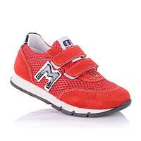 Кроссовки для девочки Minimen 1.2.111 красные