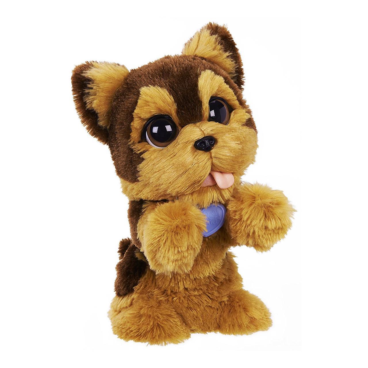 Интерактивный щенок Йоркширский терьер Джек FurReal Friends Jake My Jumping Yorkie Toy