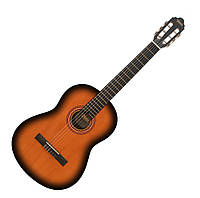 Классическая гитара 3/4 VALENCIA VC203CSB