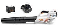 Аккумуляторная воздуходувка Stihl BGА 56 (Set) | с аккумулятором и зарядным устройством, фото 1