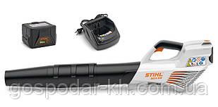 Аккумуляторная воздуходувка Stihl BGА 56 (Set) | с аккумулятором и зарядным устройством