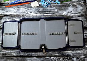 Пенал одинарный с двумя клапанами Extreme action 531732 SMART, фото 2