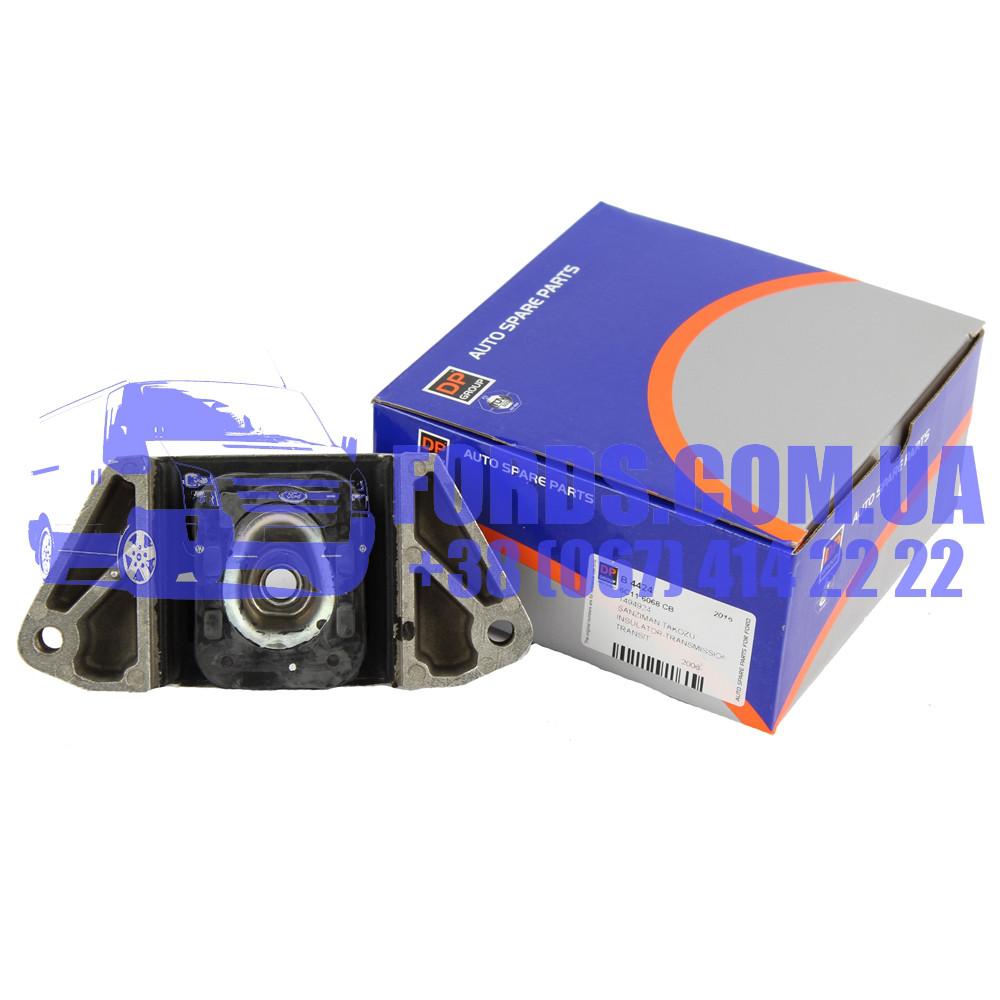 Подушка двигателя FORD TRANSIT 2000-2014 (2.4TDCI MT82 6-СТУП) (1494924/6C116068CB/B4424) DP GROUP
