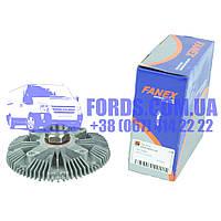 Вискомуфта FORD TRANSIT 1991-1994 (D=390MM 2.5TDI) (6707917/92VB8A616BA/CS1711) FANEX