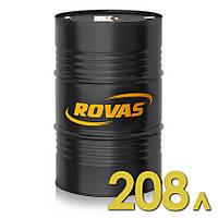 Универсальное масло для сельхозтехники Rovas STOU 15W-40, 208 л