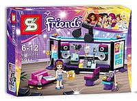 "Конструктор Friends SY377A ""Студия звукозаписи"" (аналог Lego 41103), фото 1"