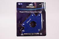 Магнитный угольник для сварки Hartmann  HAT1873