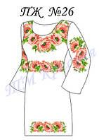 Заготовка на платье женское №26, фото 1