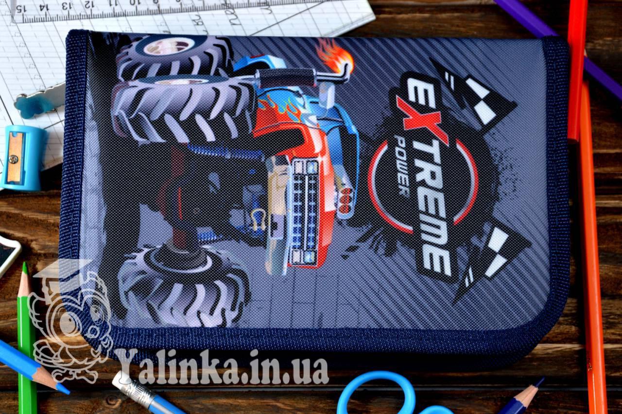Пенал одинарный с двумя клапанами Extreme power 531736 SMART