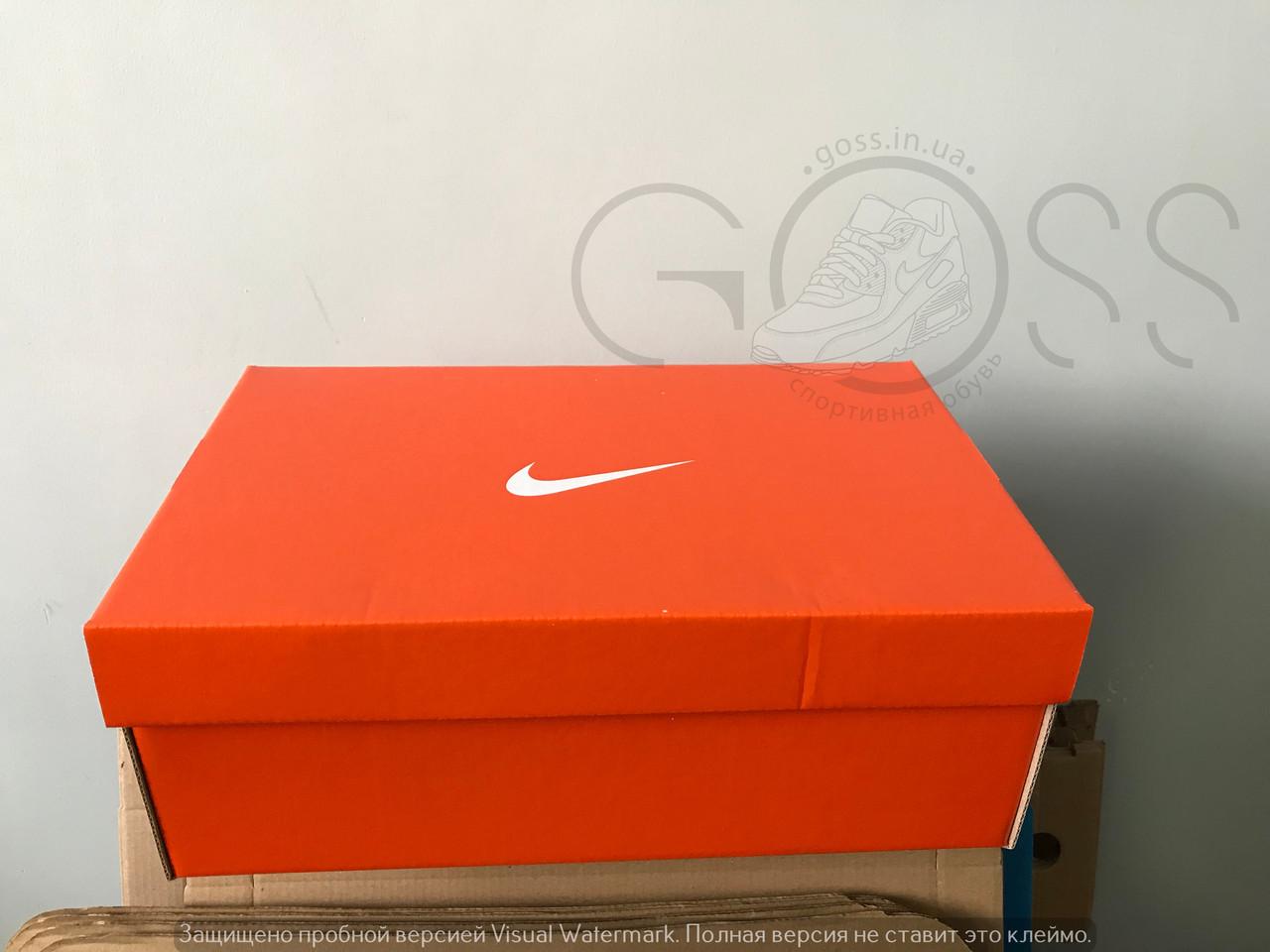 Коробки Nike оранжевого цвета 320х205х112 мм