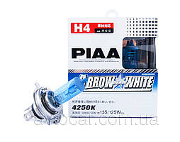 Автолампы PIAA Arrow Star White H4 4250K H-610