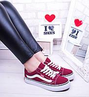 Кеды VS Материал обувной текстиль