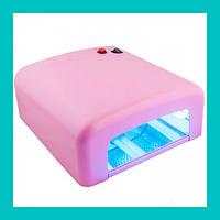 Ультрафиолетовая гель-лампа W-818!Опт