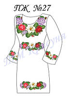 Заготовка на платье женское №27, фото 1