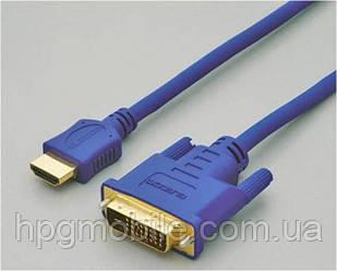 Кабель DVI - HDMI