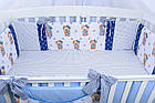 Комплект постельного белья Asik Морячок 8 предметов (8-286), фото 7