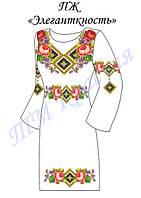 """Заготовка на платье женское """"Элегантность"""", фото 1"""
