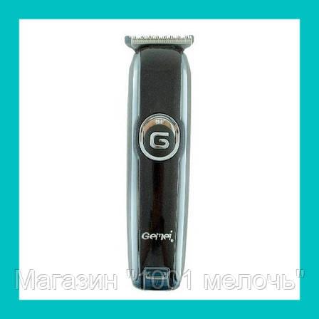Машинка для стрижки волос GEMEI GM-6050!Опт, фото 2
