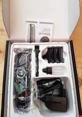 Машинка для стрижки волос GEMEI GM-6050!Опт, фото 3