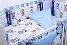 Комплект постельного белья Asik Морячок 8 предметов (8-286), фото 8