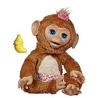Интерактивная большая обезьянка ФурРиал Френдс FurReal Friends Cuddles My Giggly Monkey Pet