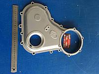 Крышка блока цилиндров передняя распределительных шестерен JAC 1020 (Джак 1020)