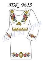 Заготовка на платье женское №15, фото 1