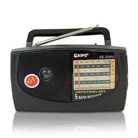 Радиоприемник KIPO KB-308(РадПрием_KB-308)