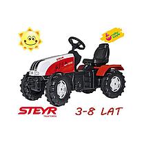 Трактор Rolly Toys 035304 Steyr CVT6225 3-8 лет, фото 3