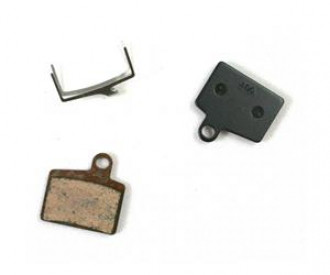 Тормозные колодки для велосипеда Baradine DS-40 для Hayes Stroker