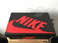 Коробки Nike Лакированная черно-красного цвета 335х215х115 мм, фото 1