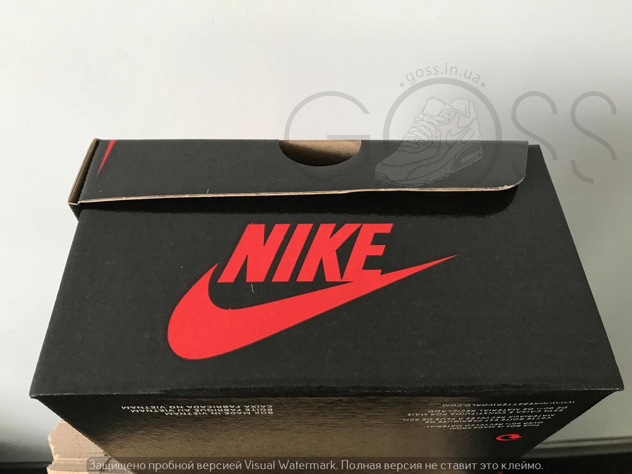 4707bb52ff6f Коробки Nike Лакированная черно-красного цвета 335х215х115 мм купить ...