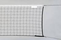 Сетка волейбольная с металлическим тросом, 2мм