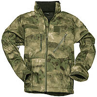 Куртка тактическая демисезонная Mil-tec Softshell SCU 14 Mil-Tacs FG
