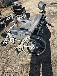 Многофункциональная современная  инвалидная коляска коляска