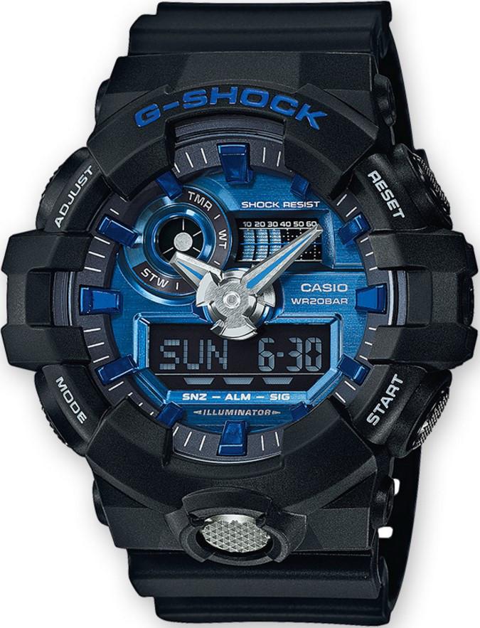 Часы Casio G-Shock GA-710-1A2 В.