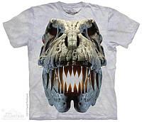 "3D футболка ""The Mountain"" Silver Rex Skull для мужчин, женщин и детей, в наличии и под заказ"