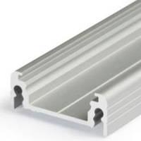 Алюминиевый профиль для светодиодной ленты 24x9, фото 1