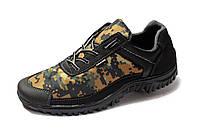 Кроссовки в стиле милитари - прошитые