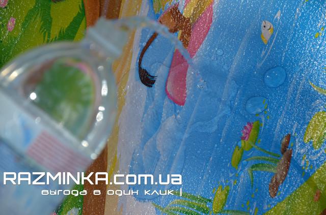 Детский развивающий коврик, Киндер пол, Мадагаскар, бебипол, детский коврик